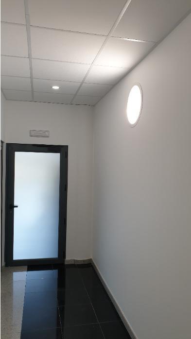 Tubo Solar - Wall Flat - Fachadas - TRAGALUZ - Tubo Solar - Wall Flat - Fachadas - TRAGALUZ - Domos planos para fachadas