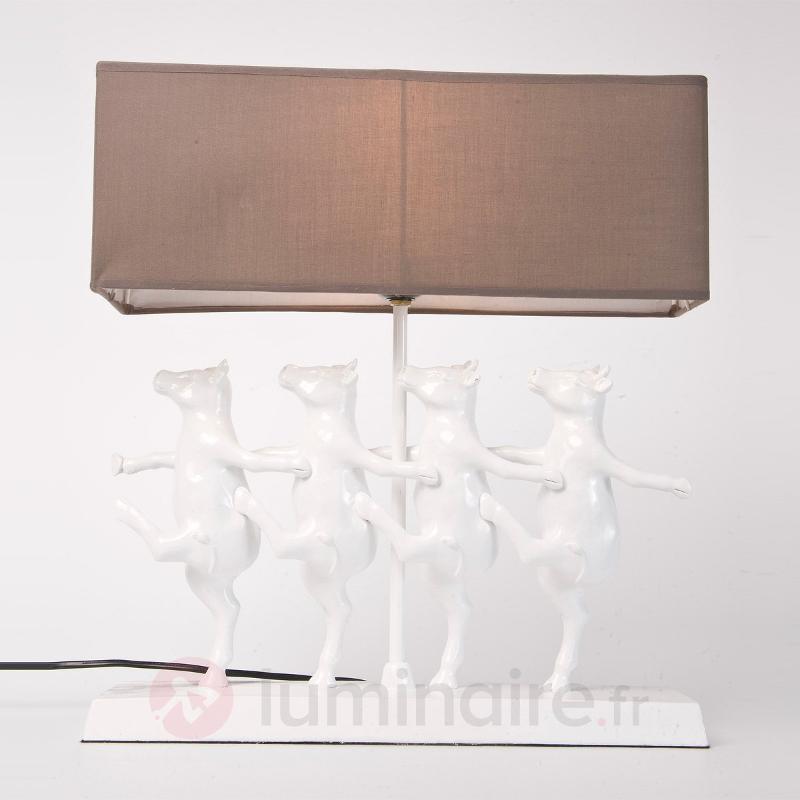 Amusante lampe à poser DANCING COWS - Lampes à poser designs