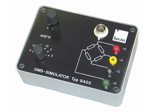 应变信号模拟器- 9405 - 应变信号模拟器- 9405, 坚固耐用,价格便宜的应变仪模拟器,精度高,快速且简单