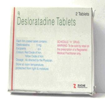 Desloratadine Tablet -  Desloratadine Tablet