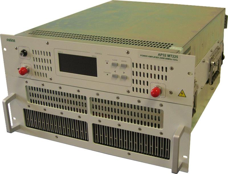 Amplificateur état solide - AMPLIFICATEUR DE PUISSANCE MT400