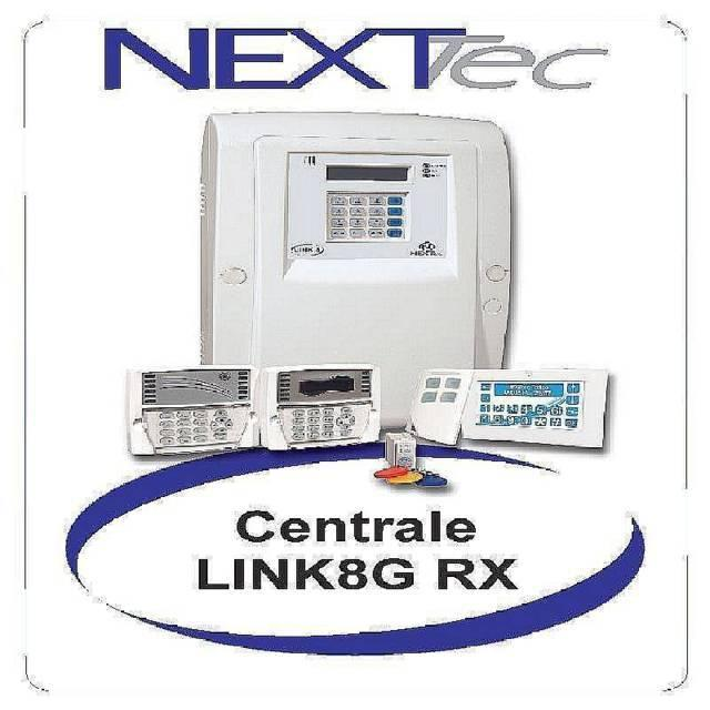 Centrale LINK8G RX