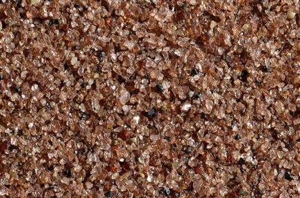 Granalhas e Abrasivos - Minerais - Abrasivo Garnet Sand