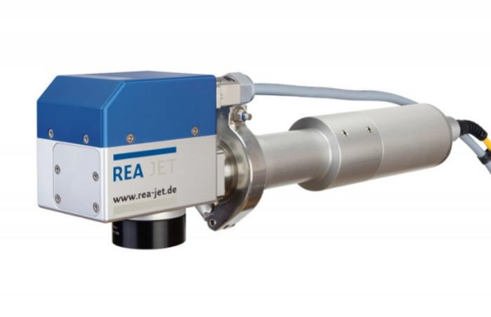 Fiber laser marking system FL - REA JET FL - Permanent marking of metal and plastic surfaces, even on oily surfaces