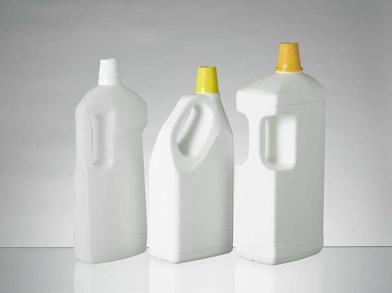 Handle bottles - Shaped bottles