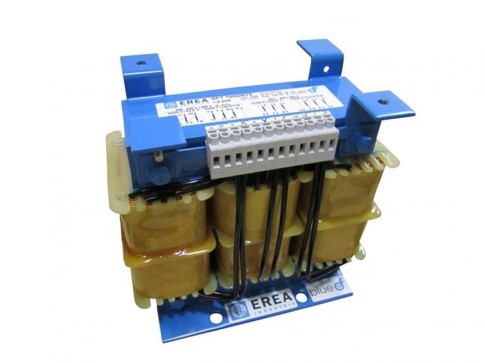 Three-Phase Transformers - SPT1600/D/BTE