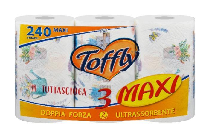 Asciugatutto  - Toffly