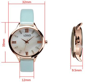 alloy watch GC-ZS-A030 in Croatia for wholesale - 2018 luxury alloy watch for ladies or student girls from china manufacturer
