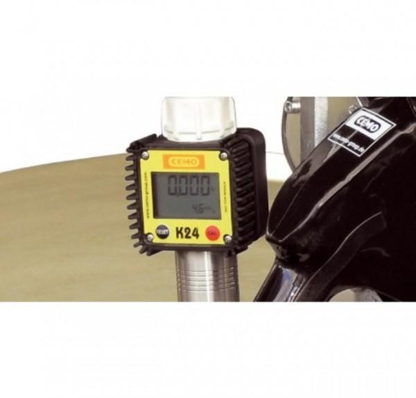 Digitaler Durchflusszähler K 24 für Elektropumpe Cematic - Pumpen