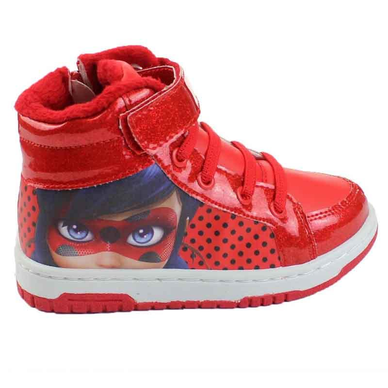Distributor Basket shoes kids licenced Miraculous - Shoes