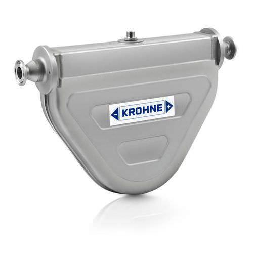 OPTIBATCH 4011 C - Caudalímetro para aire / másico / de efecto Coriolis / en línea
