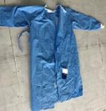 Одноразовая усиленная хирургическая одежда