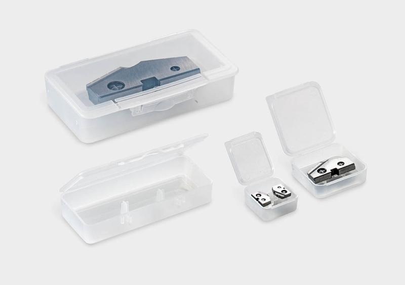 UniBox para insertos de Broca Espada - Caixas de plástico