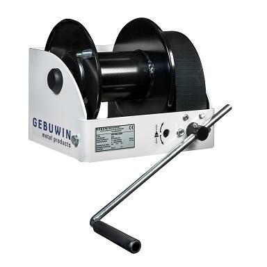 Worm gear winch - WW 250- 7500 kg