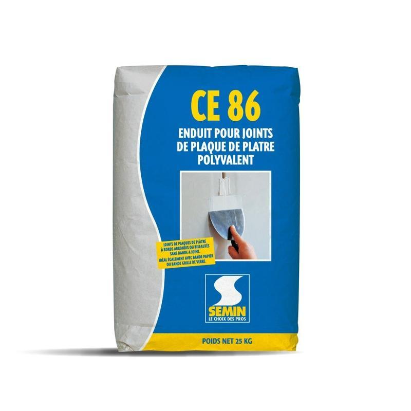 Enduit pour joints sans bande - CE 86