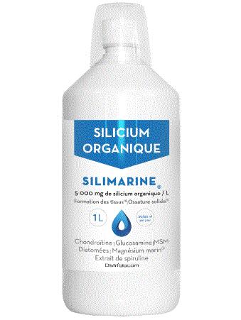 Silimarine - silicium organique naturel de diatomées (5000 m