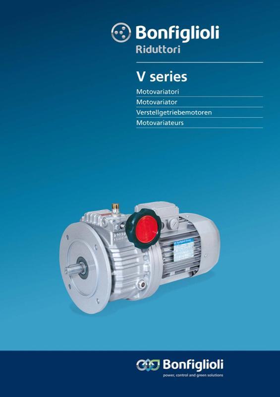 Variatori Meccanici - Soluzioni per trasmissioni a velocità variabile