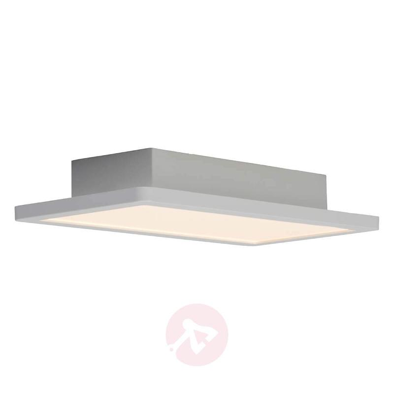 Dimmable LED ceiling lamp Scope in white - Ceiling Lights