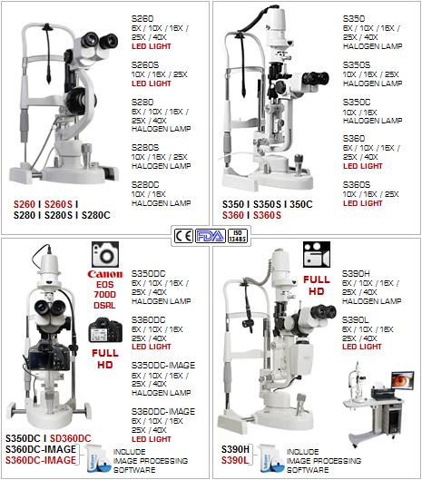 Spleet Lampen - Standaard & Digitaal -