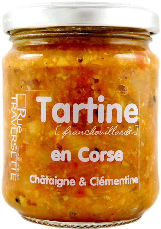 Tartine Franchouillarde en Corse 185g - Epicerie salée