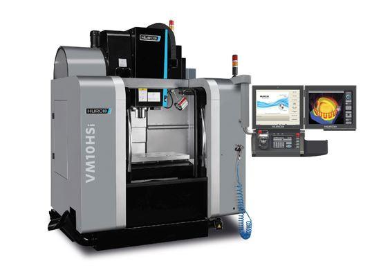 3-Axis-Machining-Center - VM 10 HSi Plus - Premium components and expert design
