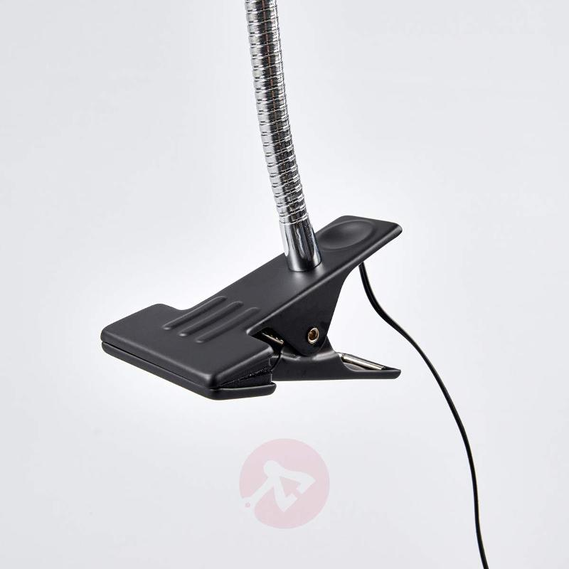 Flexible LED Clip table lamp - Table Lamps