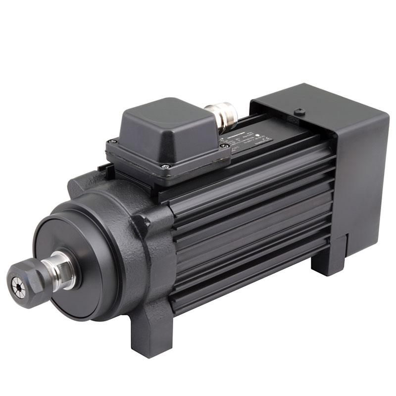 Spindle motor iSA 1500 L - Spindle motor with manual tool exchange