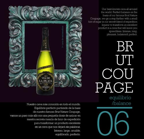 Coupage Brut