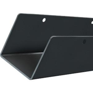 Polydirectional roller profiles, ARP series - available in versions made of steel, galvanized steel or powder coated