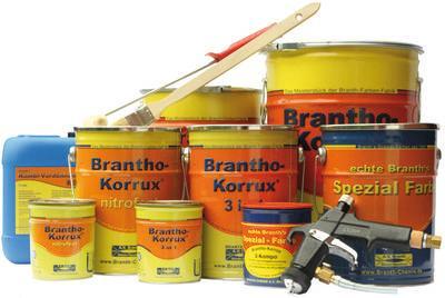 Brantho-Korrux 3 en 1 - Pintura Anticorrosiva | capa base, intermedia y acabado