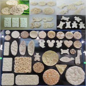 Tortitas de arroz máquina (máquina de la panadería) - Fabricante de Corea