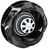 Ventilateurs centrifuges / Moto turbines à réaction - R3G225-RE07-01