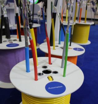 PVC cables for Automation - Systems Construction / Construction of Special Machinery / Chemical Industry