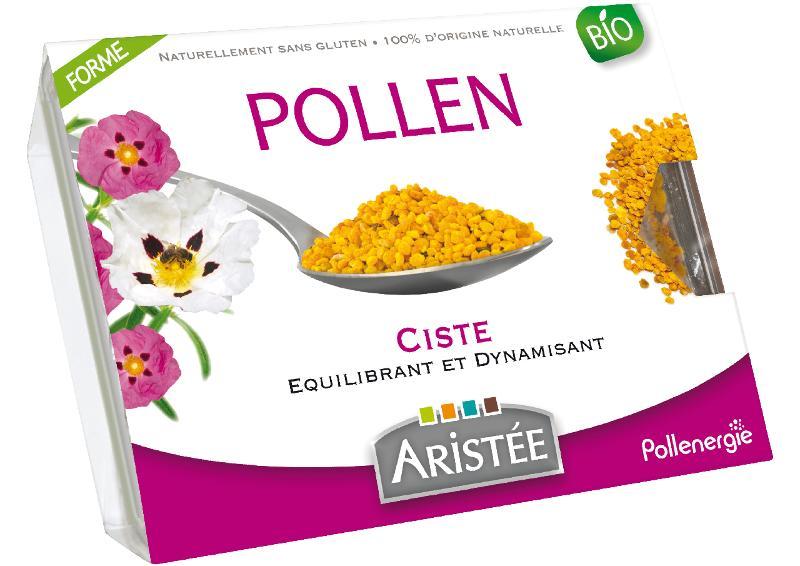 Pollen ciste - Biologiques et surgelés
