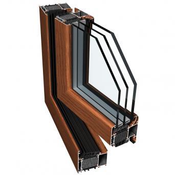 Ponzio PE 78N HI Fenster - Fenster- und Türsysteme