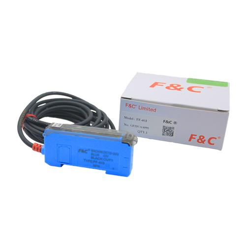 Усилитель волокна - Модель: экономичный цифровой усилитель FF-403 с наибольшим значением 9,999