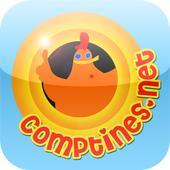 Comptines.net - Appli | e-magine | 2014