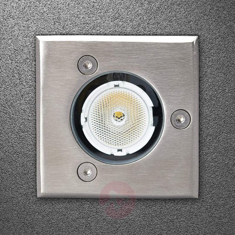 LED swivelling installed ground light Kenan-IP65 - Recessed Floor Lights