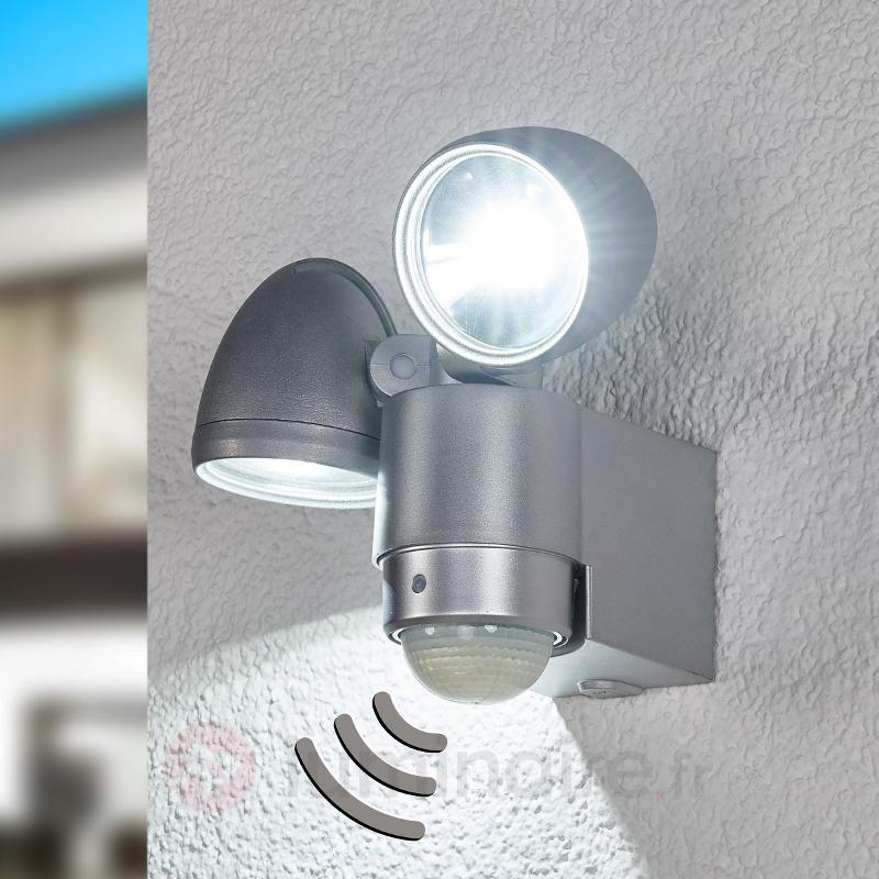 Spot LED d'extérieur RADIAL à 2 lampes - Projecteurs d'extérieur LED