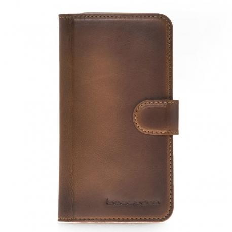 Designer Leather phone Wallet case for iphone 8