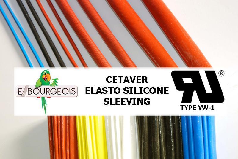 Tube Elasto Silicone - Cetaver®