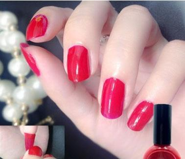 Cosmetics - Classic Red Nail polish