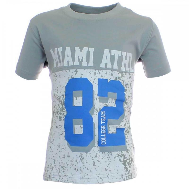 10x T-shirts manches courtes Tom Jo du 6 au 14 ans - T-shirt et polo manches courtes