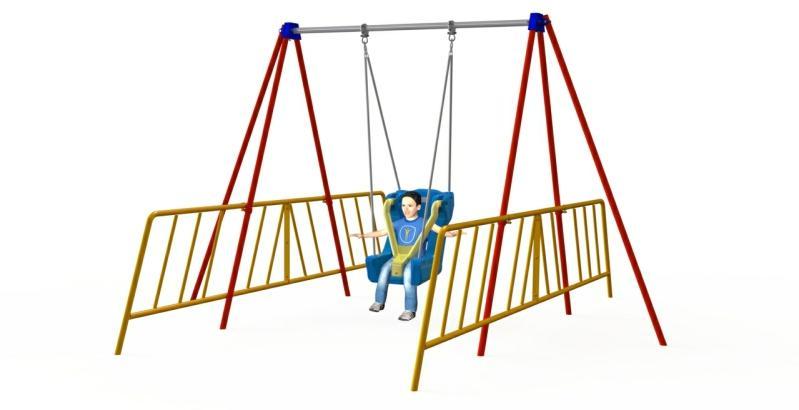 2.4m Swing Full Support Seat