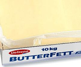 Uelzena cholesterinreduziertes Butterfett