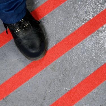 Ruban antidérapant escalier - Ruban Super Agrippant Couleur