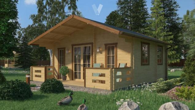 Casetas de Madera en Oferta - Casetas de madera con un 10% de descuento. Fabricamos más de 120 modelos.