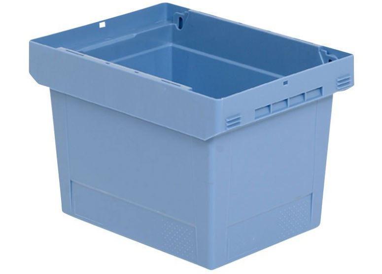 Nestable Box: Nestro 4327 S - Nestable Box: Nestro 4327 S, 400 x 300 x 273 mm