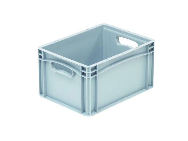 Stacking box: Base 4322 1 DG - Stacking box: Base 4322 1 DG, 400 x 300 x 220 mm