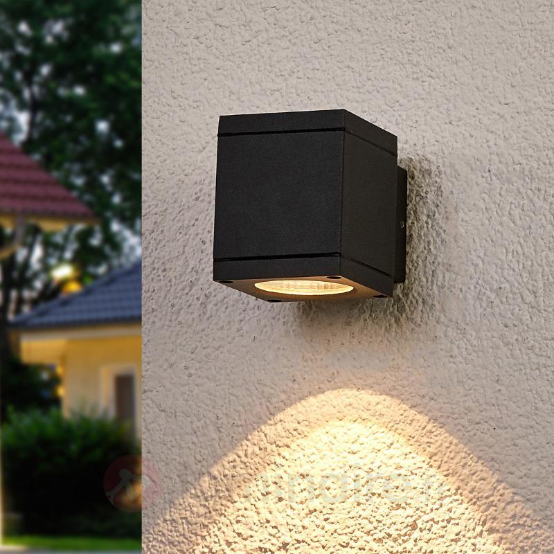 Applique d'extérieur LED Nuria à une lampe - Appliques d'extérieur LED